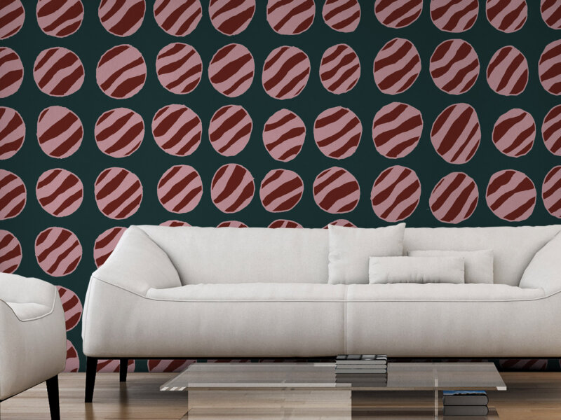 carta da parati design architecture wallpaper archiproducts materic art wall parati materici geometric